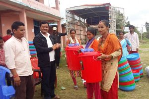 Handwashing Distribution